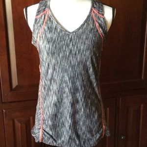 Athleta running tank M